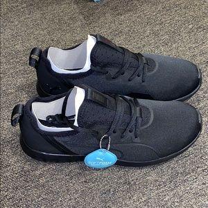 Puma Black Soft Foam Sneakers